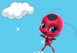Uğur Böceği Tikki Zıplama oyunu