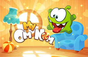 My Om Nom Oyunu 2 oyunu