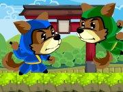 Ninja Köpekler İki Kişilik oyunu