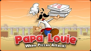 Papa Louie Akşam Yemeği oyunu