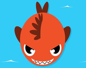 Piranh.io oyunu
