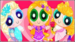 Powerpuff Disney Kızları oyunu