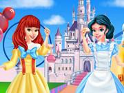 Disney Prensesleri oyunu
