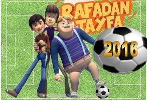 Rafadan Tayfa Avrupa Kupası 2016 oyunu
