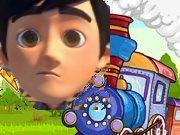 Rafadan Tayfa Demiryolu oyunu