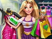 Rapunzel Alışverişde