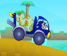 Sonic Boom Altın Kamyonu oyunu