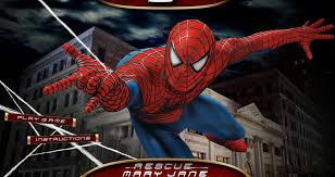 Spiderman Yaratık Avı