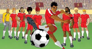 Süper Golcüler Dünya Şampiyonası oyunu