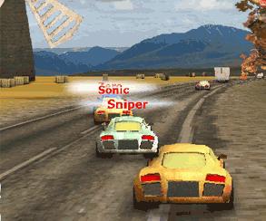 Yarışçı Tekerler oyunu