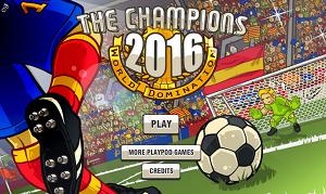 2016 Dünya Şampiyonlar Ligi oyunu
