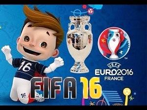 UEFA Euro 2016 oyunu