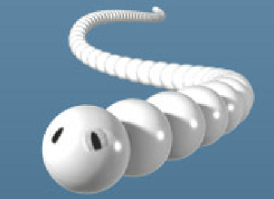 Worm.is 3D