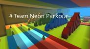 Kogama:4 Team Neon Parkuor
