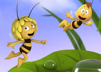Arı Maya TRT Çocuk oyunu