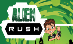 Ben10 Alien Rush oyunu