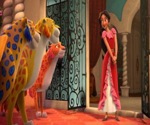 Prenses Elena Migs Luna Skylar oyunu