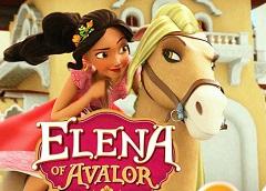 Prenses Elena Disney