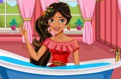 Prenses Elena Yüz Bakımı oyunu