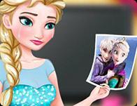 Elsa Jack i Seviyor oyunu