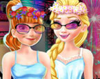 Elsa ve Anna Yaz Festivali