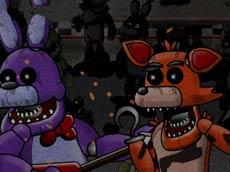Freddy ile Beş Gece oyunu