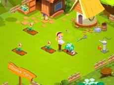 Elifin Çiçek Bahçesi oyunu