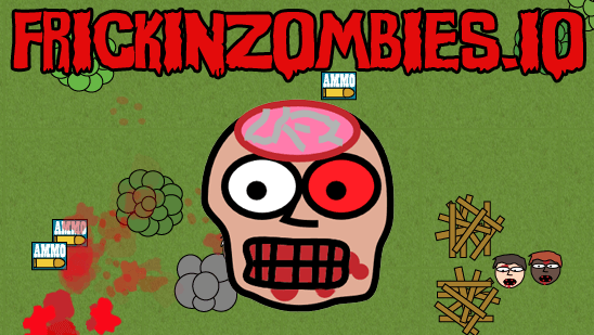 Frickinzombies.io oyunu