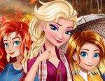 Disney Prensesleri Yeni Sezon oyunu