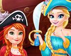 Korsan Prensesler oyunu