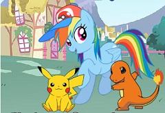 My Little Pony Pokemon Go