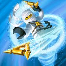 Ninjago Spinjitzunun Ustaları oyunu