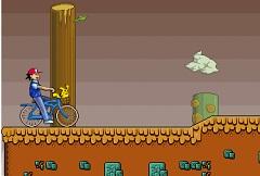 Pokemon Go Bisiklet oyunu
