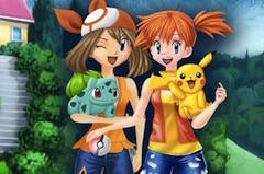 Pokemon Go Kızları Giydir oyunu