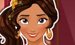 Prenses Elana Giydir oyunu