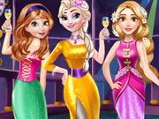 Disney Prensesleri 2017 Balosu oyunu