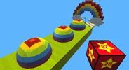 Kogama:Rainbow Parkour oyunu
