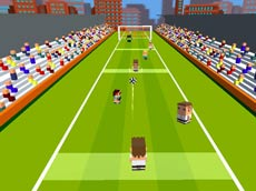 Tek Pas Futbol oyunu