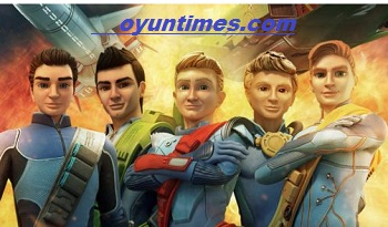 Thunderbirds 3 oyunu