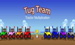 Traktör Matematik Takımı oyunu