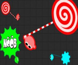 Zlap.io Oyunu oyunu
