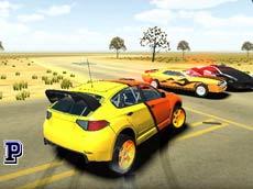 3D Araba Simülatörü oyunu