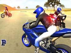 3D Motor Simülatörü oyunu