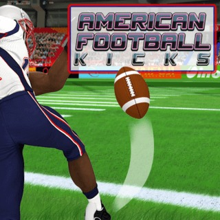 Amerikan Futbolu Şut oyunu