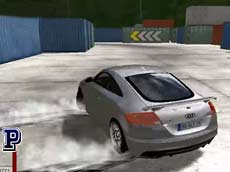 Audi Tt Rs Drift
