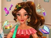 Prenses Elena Makyaj oyunu