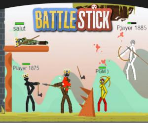 Battle Stick oyunu