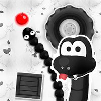 Siyah Beyaz Yılan oyunu