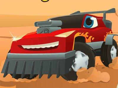 Arabalardan Kaç Derbi oyunu