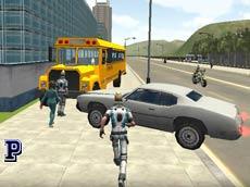 GTA Araba Hırsızı oyunu